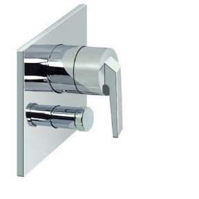 Villeroy Amp Boch Single Bath And Shower Mixer With Diverter